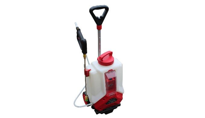 100M001 - Pulvérisateur Dual Sprayer 1 batterie - 15 L