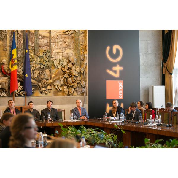 Orange Moldova - выбор #1 для развития бизнеса