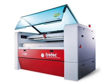 Máquinas laser para cortar, marcar y grabar TROTEC