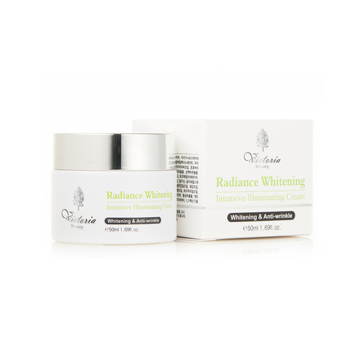 Radiance Whitening Intensive Illuminating Cream