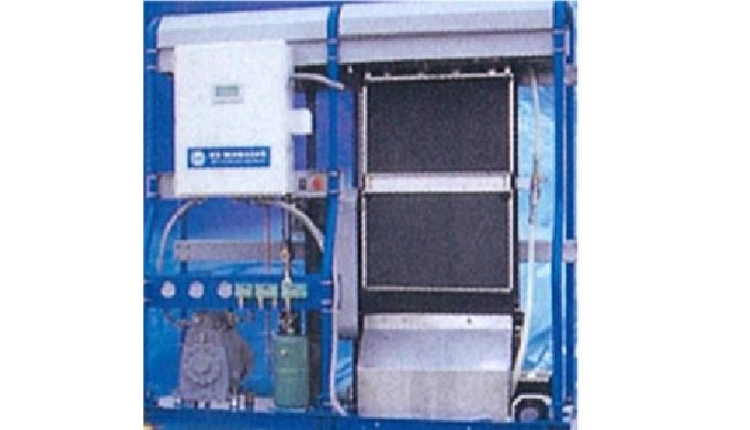 This Commercial ice making machine can be used in various places such as hotels, cafes and fast food restaurants with ef