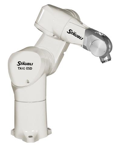 Robots ESD para electrónica