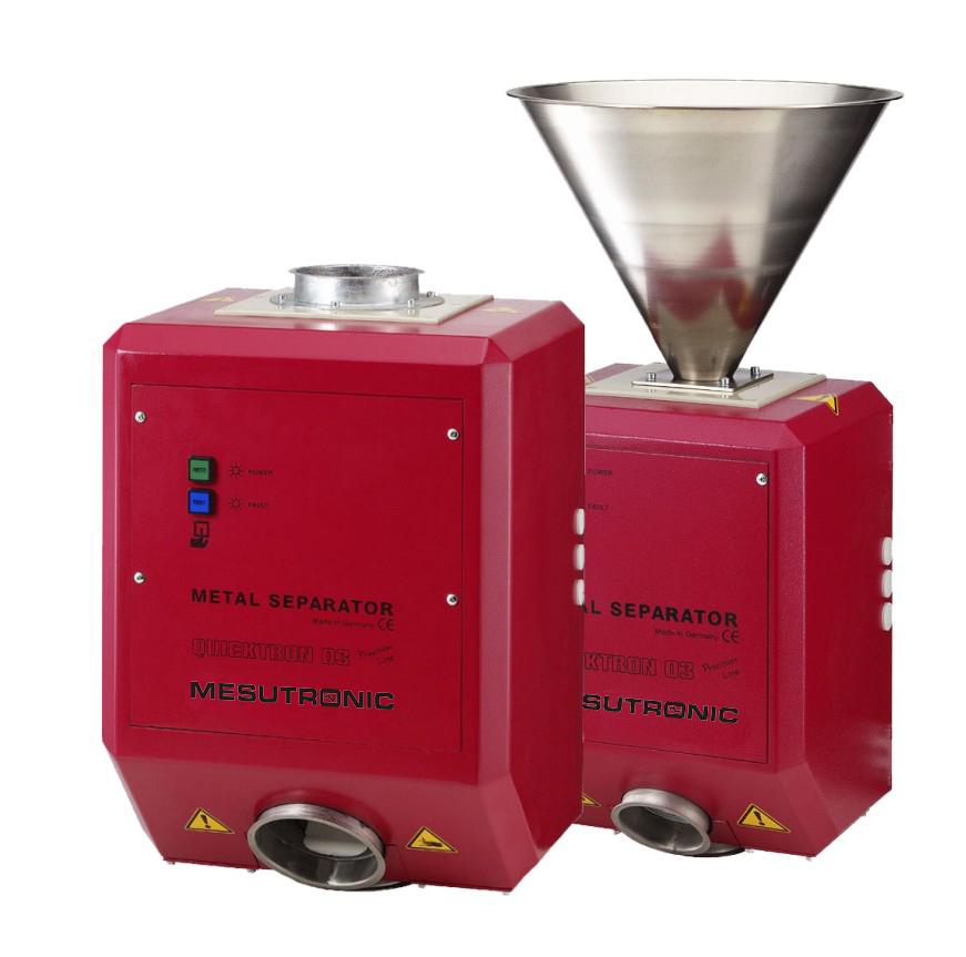 Průmyslové detektory kovů