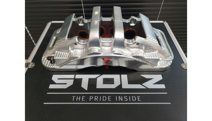 STOLZ SFZ 8POD BILLET ALUMINIUM ALLOY BIG BRAKE
