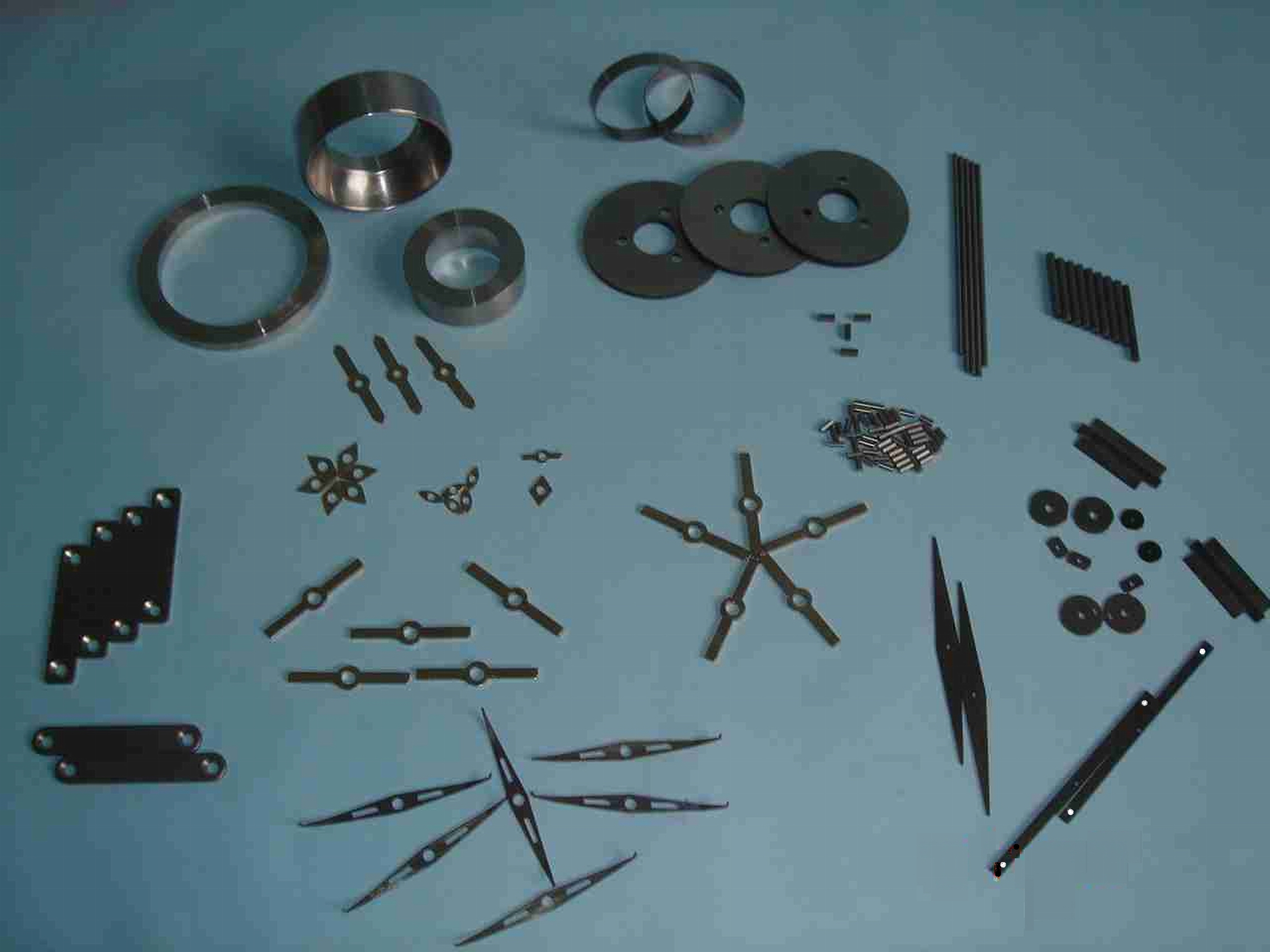 Descriptions of products  FeCrCo/Crovac as a new type magnet has come into the world in 1970's. It is widely used in