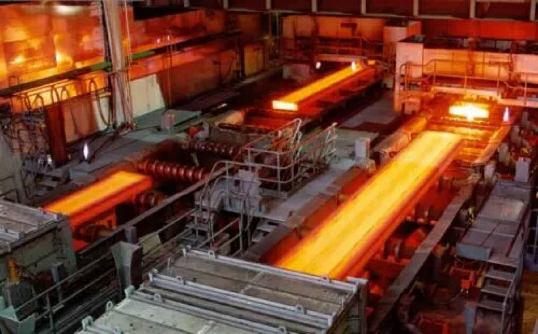 德国钢铁公司采购钢材和电力输送塔