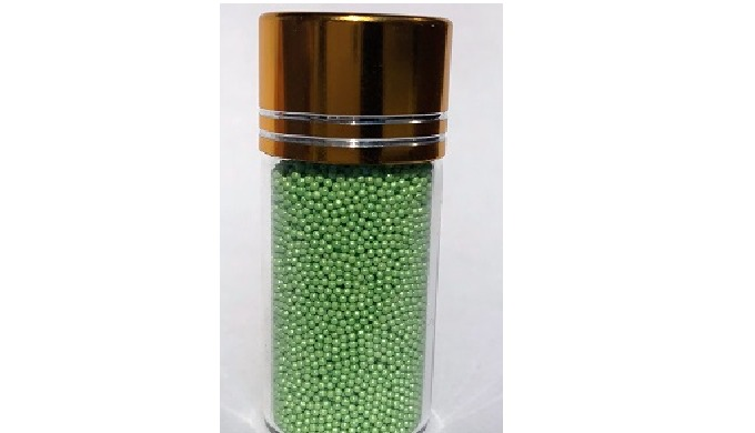 Cysteamine hydrochloride microcapsules, pellets, spheres, beads