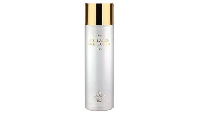 Hydrolized collagen, and sodium hyaluronate etc. moisturize and make skin elastic. It contains silkworm extract, curcuma
