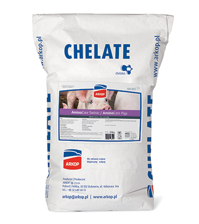 AminoCare Pigs - feed premix based on chelates for pigs (by