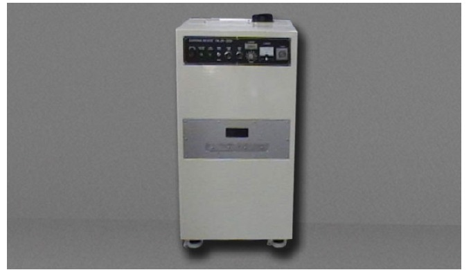 This is an UV Curing System which everybody could operate and install easily because the operation is simple. Suitable t
