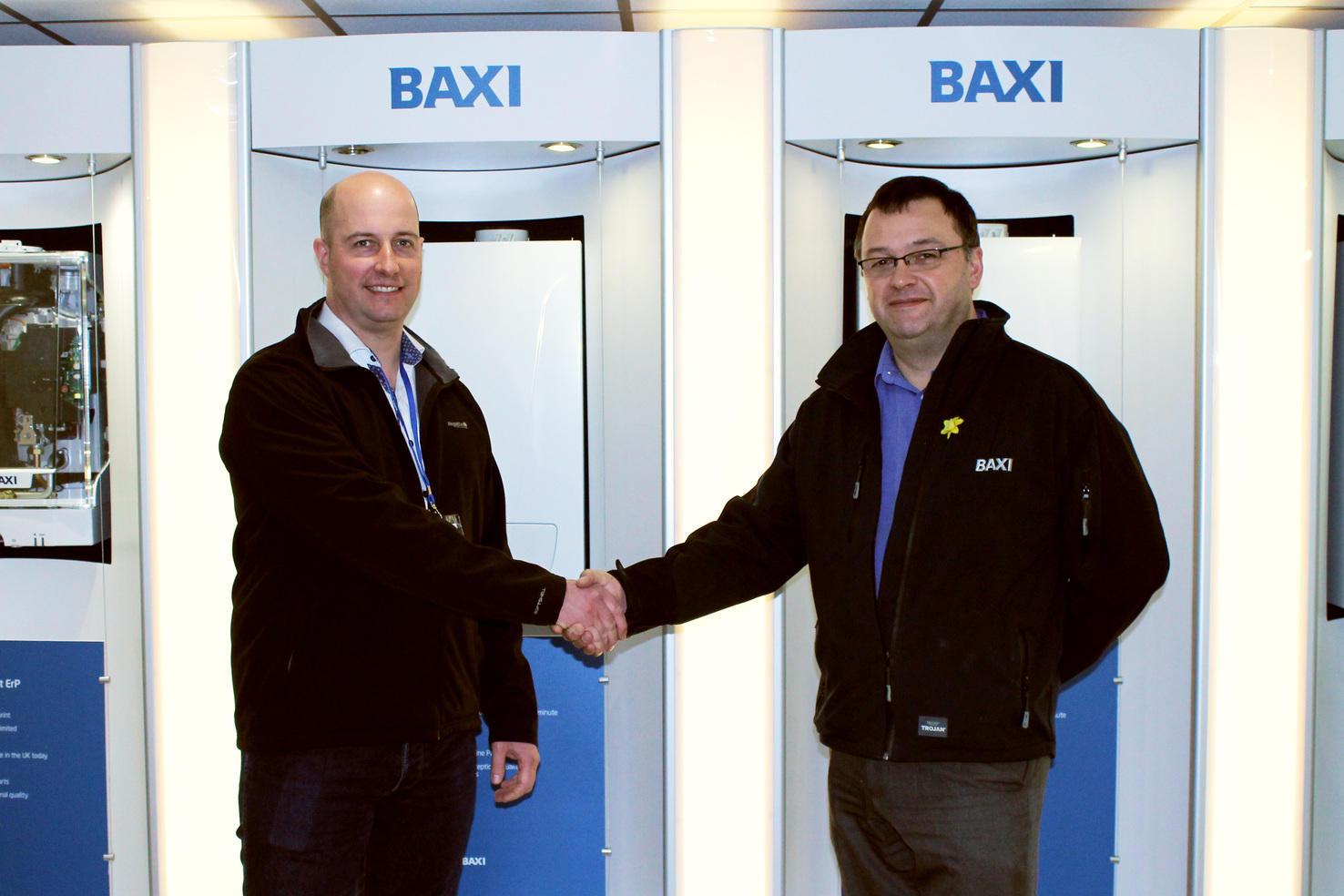 Baxi in the UK chooses automation from AP&T