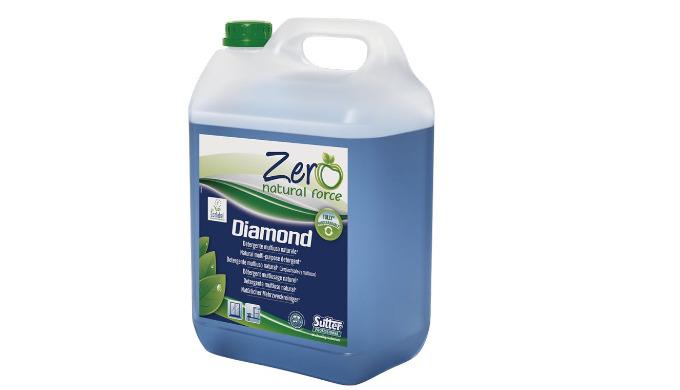 DIAMOND est un détergent naturel multi-usage, haute efficacité pour le nettoyage de tous les types de surfaces. DIAMOND
