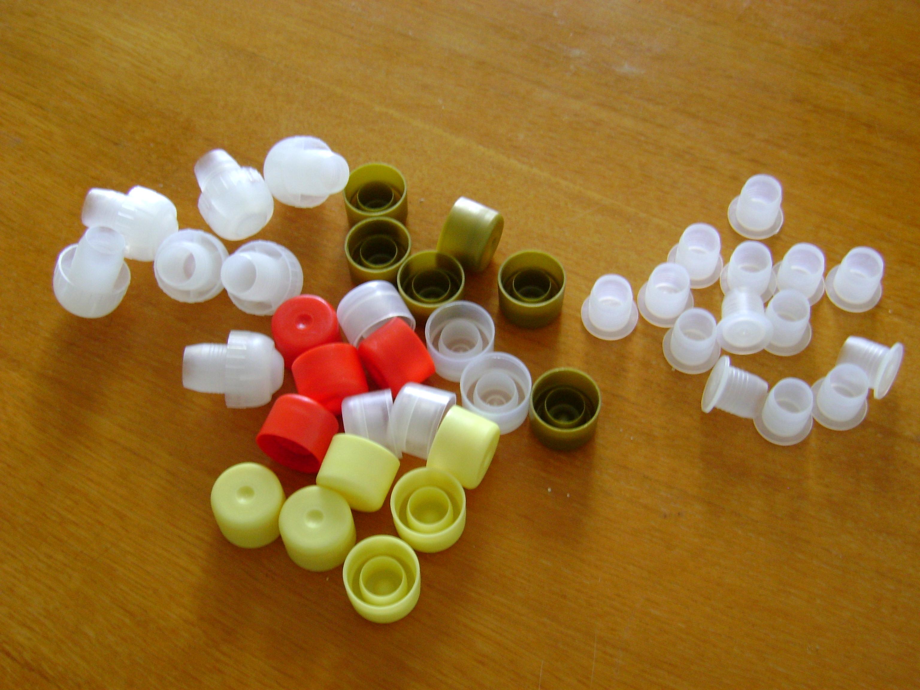 Пробки полиэтиленовые укупорочные