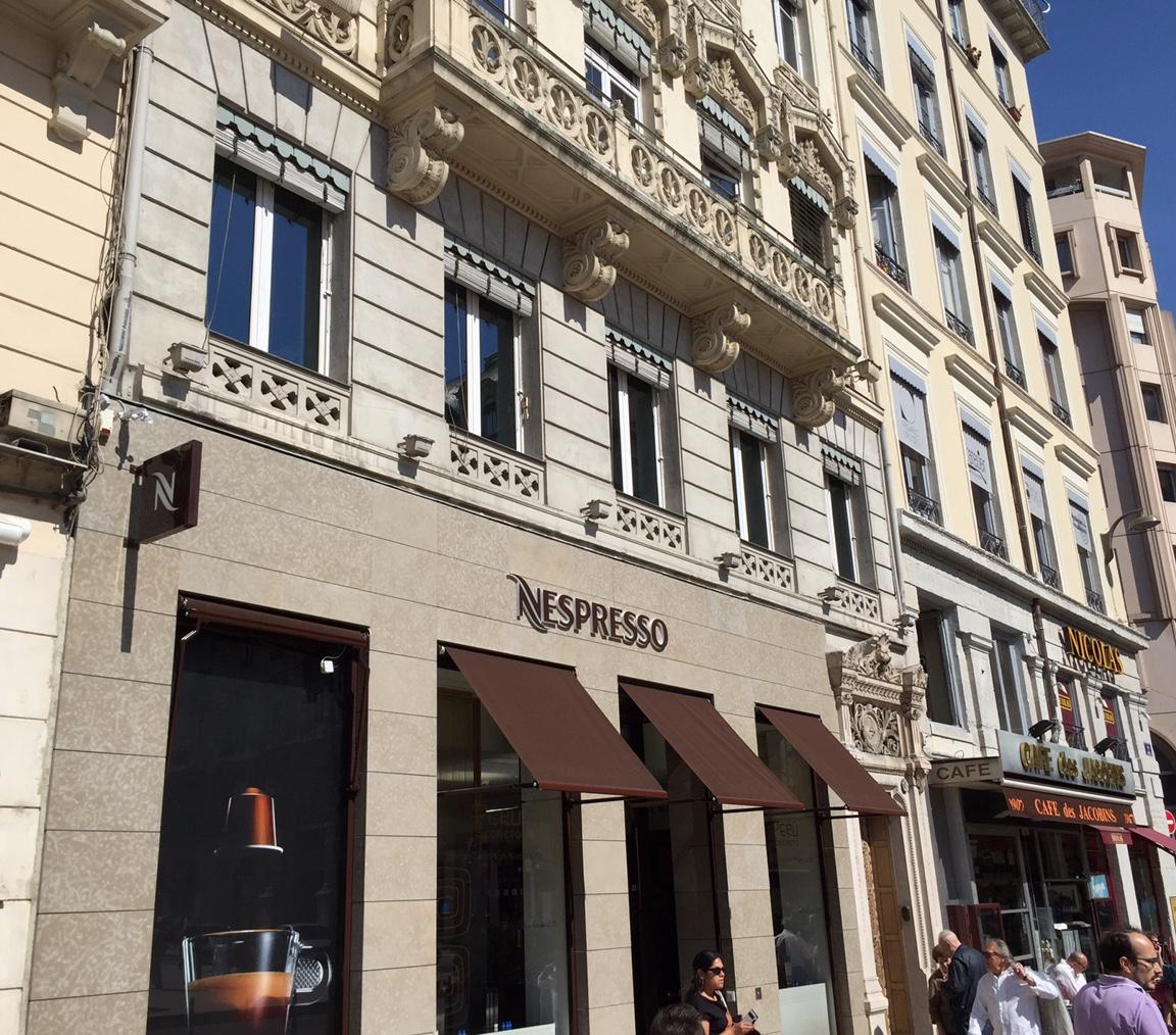 Nespresso Lyon