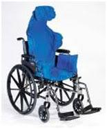Stabiliseringskudde för rullstolsburna