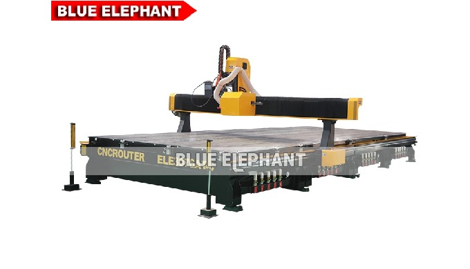 ELECNC-3076 ATC CNC Router with Large Working Size