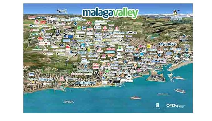 El Valle de Málaga es un ecosistema innovador en la costa sur de España.Los aspectos más notables son el Parque Tecnoló