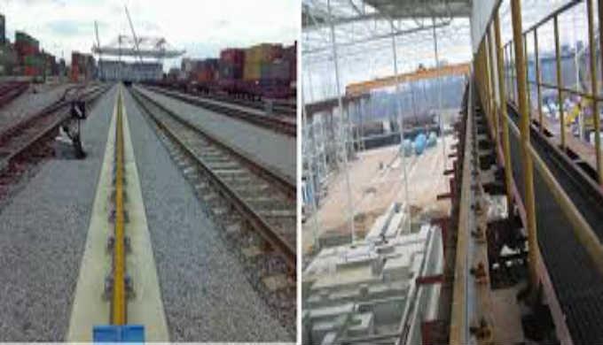 Železniční kolejnice