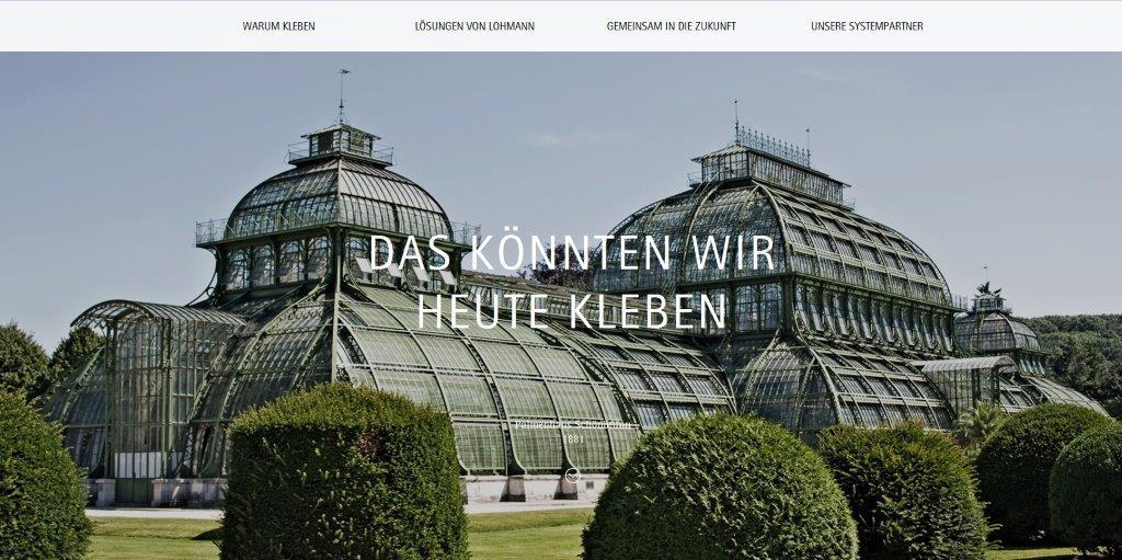 """Lohmann: Neuer Internetauftritt """"Building & Renewables"""""""
