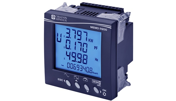 MEMO P200 Power monitor