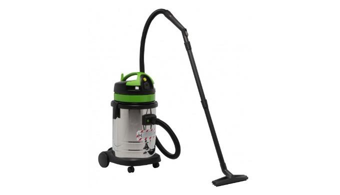 Le GS 1/33 H est l'aspirateur règlementaire adapté pour aspirer les poussières dangereuses, nocives, cancérigènes, patho