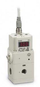Régulateur électropneumatique haute pression, ITVX