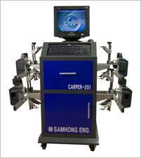 Wheel Alignment system <CARPER 201>