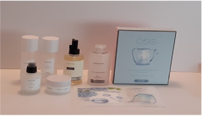 Every product undergoes at least 100 sampling session to be released as a cosworker brand.  The new product, -2C Line i