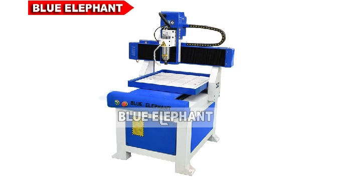 ELECNC-6060 Table Moving Advertising CNC Router