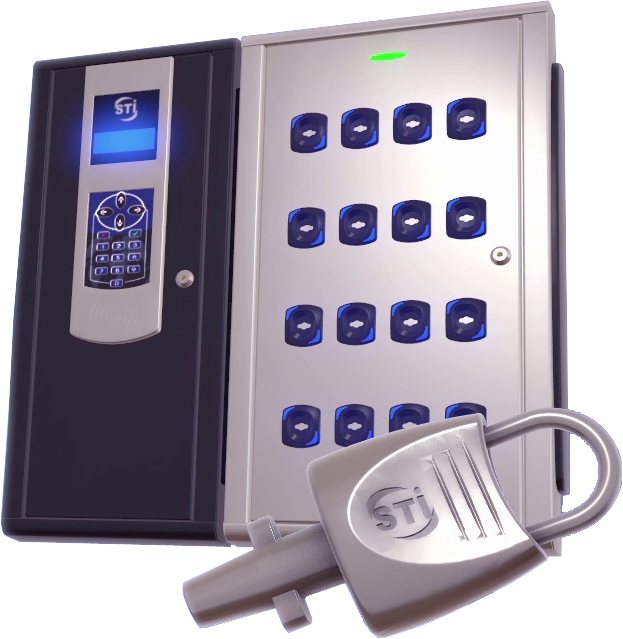 STI propose une nouvelle gamme associant le verrouillage sécurisé à la traçabilité et au suivi en temps réel.