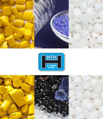 Hochwirksame primäre Antioxidantien für Polymere auf Basis sterisch gehinderter Phenole und/oder fester organischer Phos