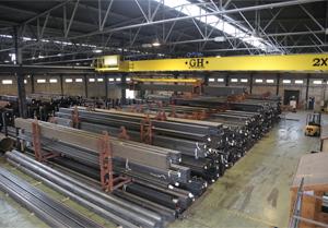 Especialistas en suministro de tubos y materiales en acero