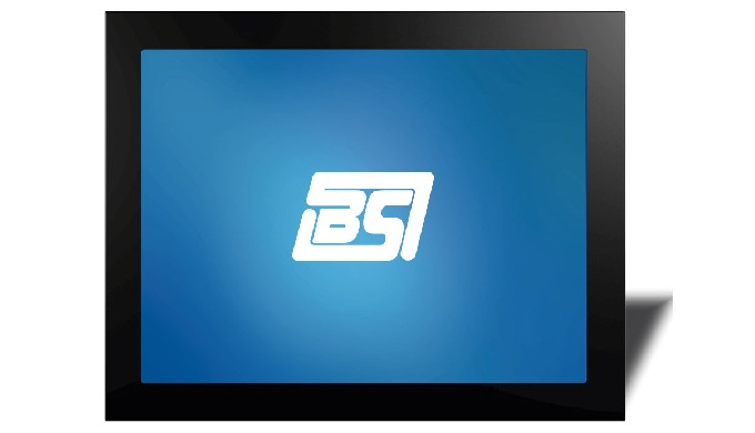Elmonitor VESA metalde la marcaBSdispone de un display de matriz activa y retroiluminación LED con un táctil resisti