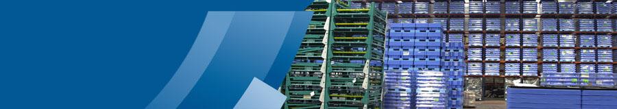 Servicios logísticos de almacenaje y distribución.