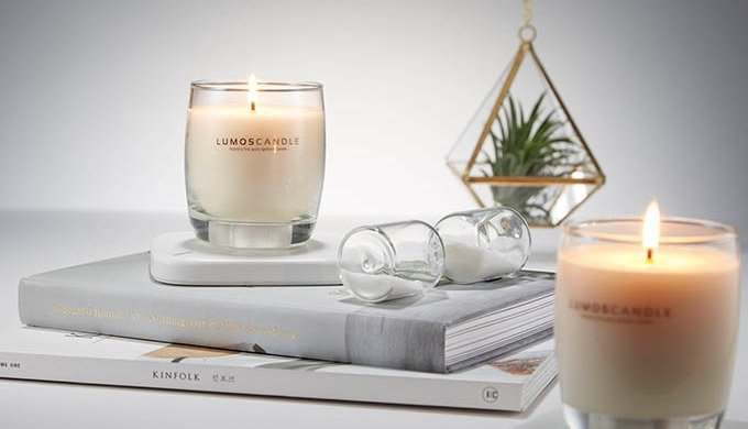 LUMOS CANDLE  | eletric candle warmer
