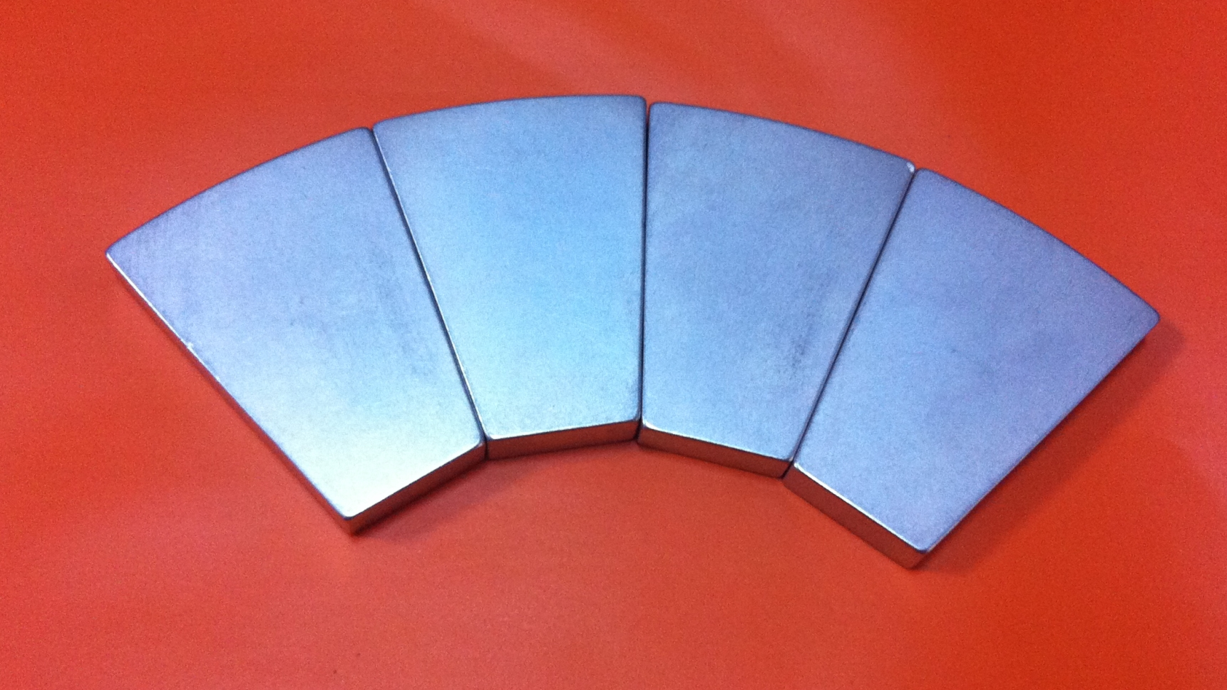 Sintered NdFeB magnet is the most permanent magnet in the contemporary. Due to it have good remanence, coercivity and