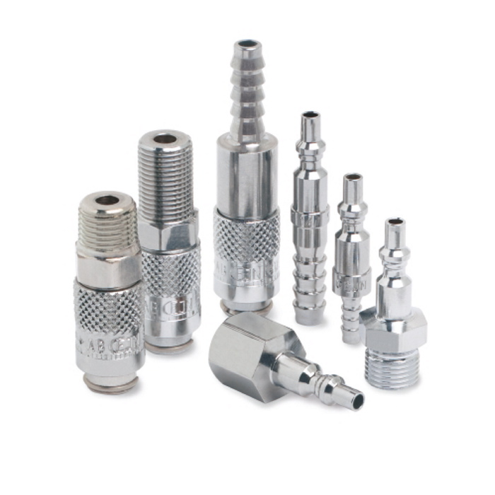 Pneumatic Products, Standard Couplings & Nipples