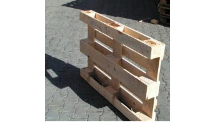Dřevěné palety (Europalety)