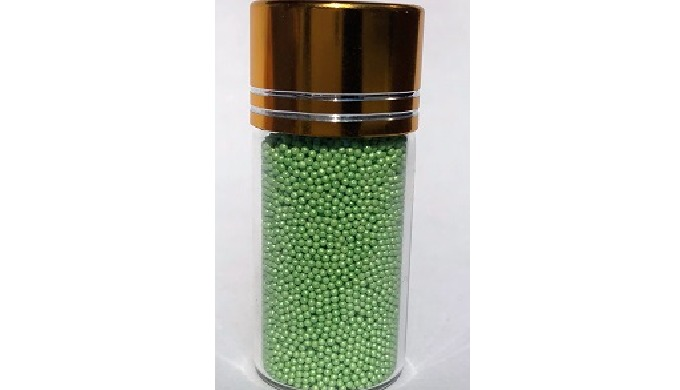 Colorful pellets can encapsulate various substance like Amino acids, Vitamins, Minerals, Plant extracts. And can also co