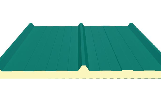 Three-Rib Roof Panel