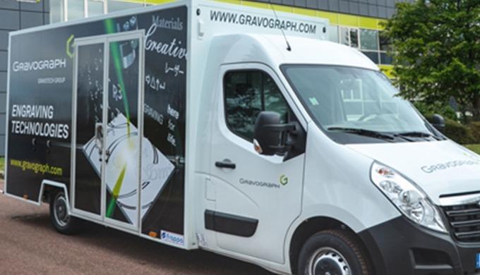 Gravograph consigue gran éxito en su Vuelta a España 2019