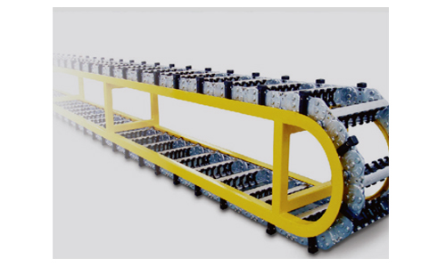 Flexible Cable Track : Clean room type by koduct co ltd