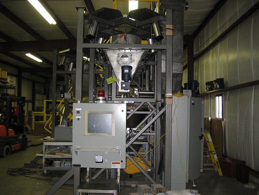 Material Weighing Systems are useful for automatic batching one ingredient at a time using single or multiple scales. A