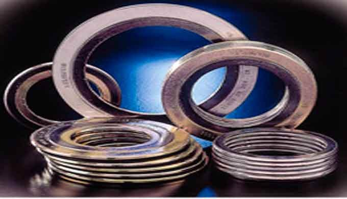 SPIRAL WOUND GASKET MADE OF EXPANDED GRAPHITE AND STAINLESS STEEL 316 L EX Spiral Wound Gaskets are made of alternative