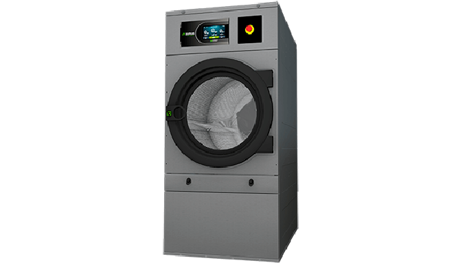 INDUSTRIAL TUMBLE DRYERS FROM 11 TO 80KG