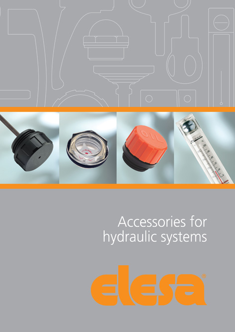 New catalogue from Elesa UK - Accessories for Hydraulic Systems
