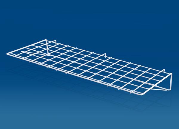 Accrochage instantané à tout type de grilles d'exposition Pour la présentation de tout objet Format 30 x 80 cm Maille 5