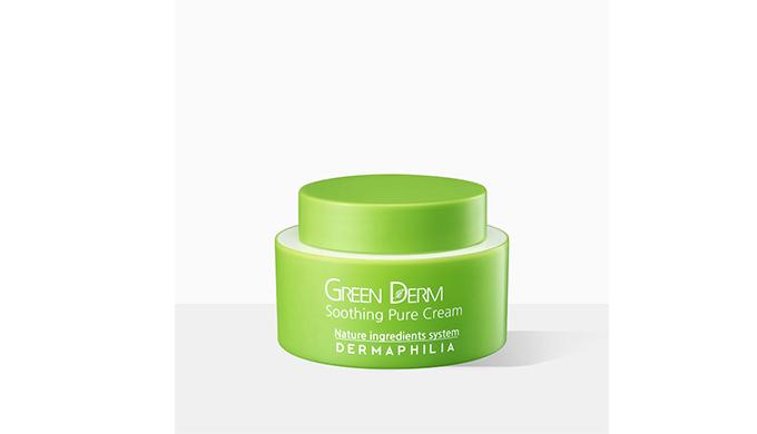 Green Derm rauhoittava voide