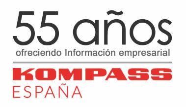 KOMPASS España cumple 55 años ofreciendo información empresarial B2B
