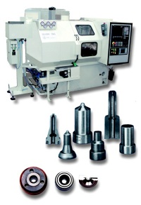 Grinding machines and single purposed machines